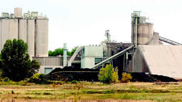 Cemex plant in Lyons, Colo.